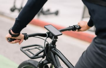 Add pleasure to comfortable everyday rides in various riding conditions with customized e-bike settings