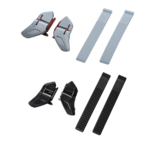 LOW PROFILE BUCKLES & STRAP SET