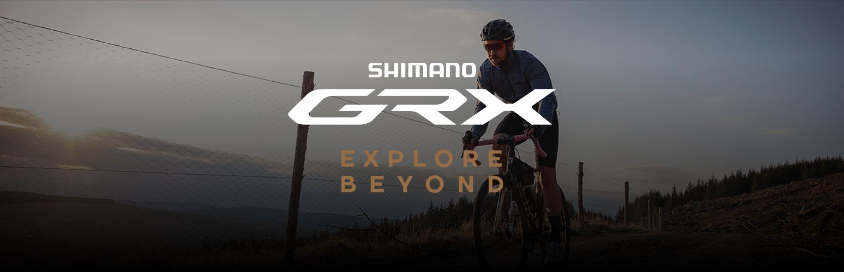 GRX   SHIMANO BIKE COMPONENT