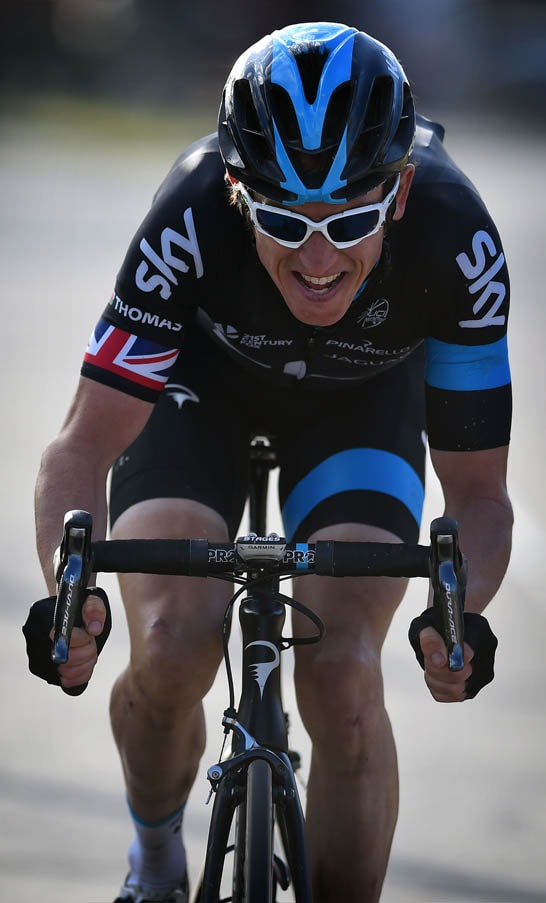 Geraint Thomas, Team Sky