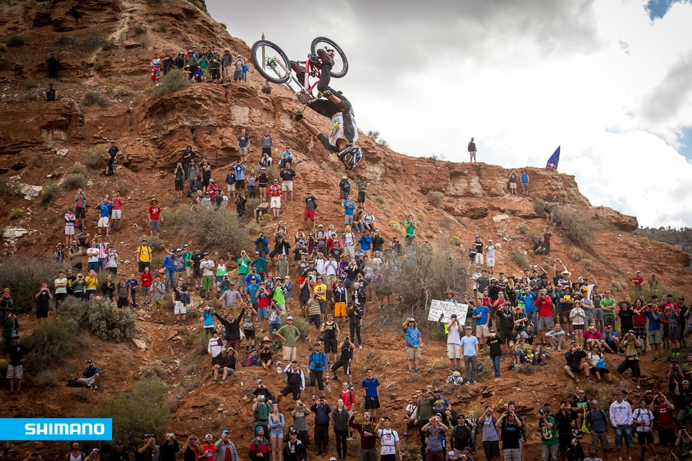 2013 Rampage gap - Kelly McGarry.jpg