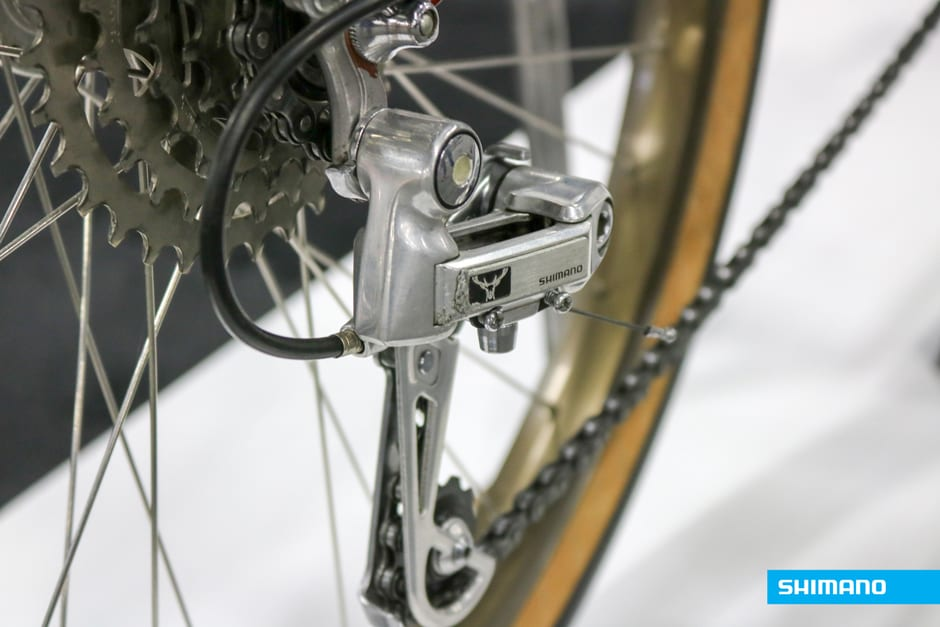 Blast from the Past - 1984 Moots Mountaineer   SHIMANO INFORMATION