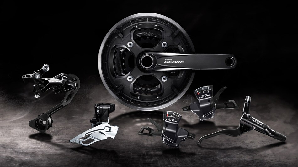 disco freno deore sm-rt64mc centerlock 180mm CC262721 SHIMANO freni bici