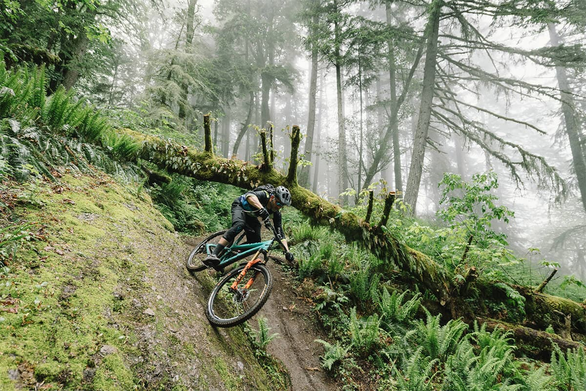 Joe Lawwill Mountain Biking