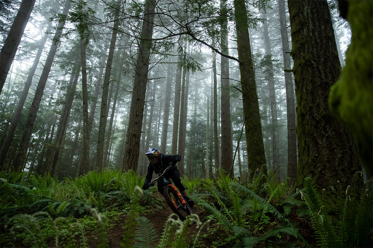 Jill Kintner Mountain Biking