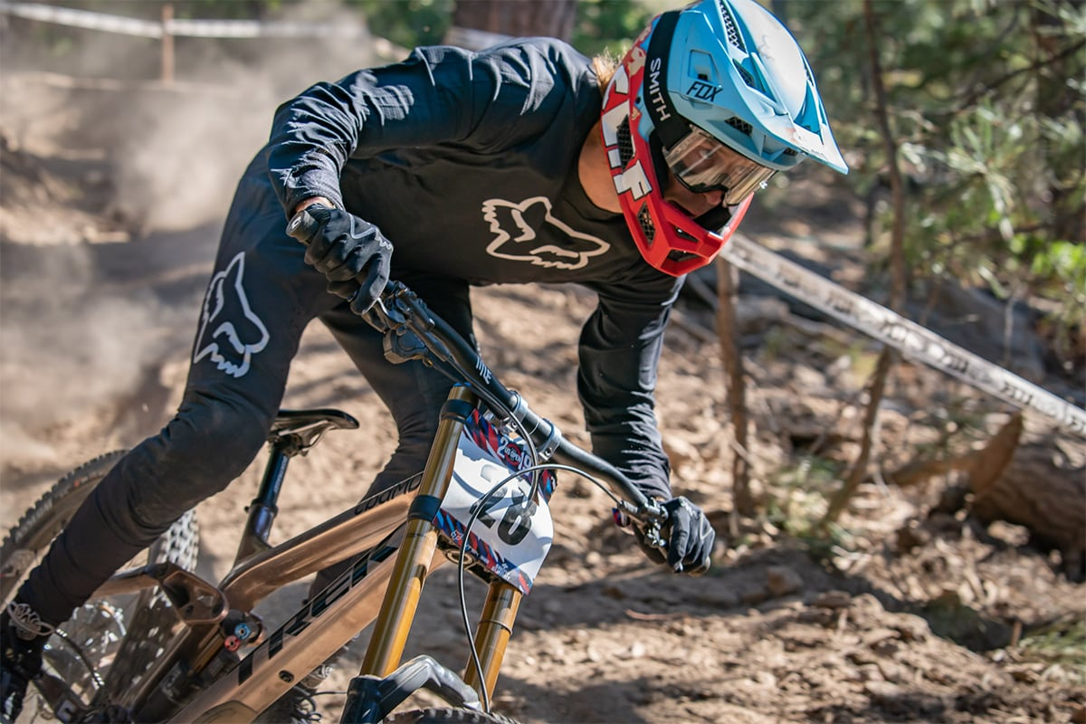 Brett Rheeder Fox US Open DH Race 2019