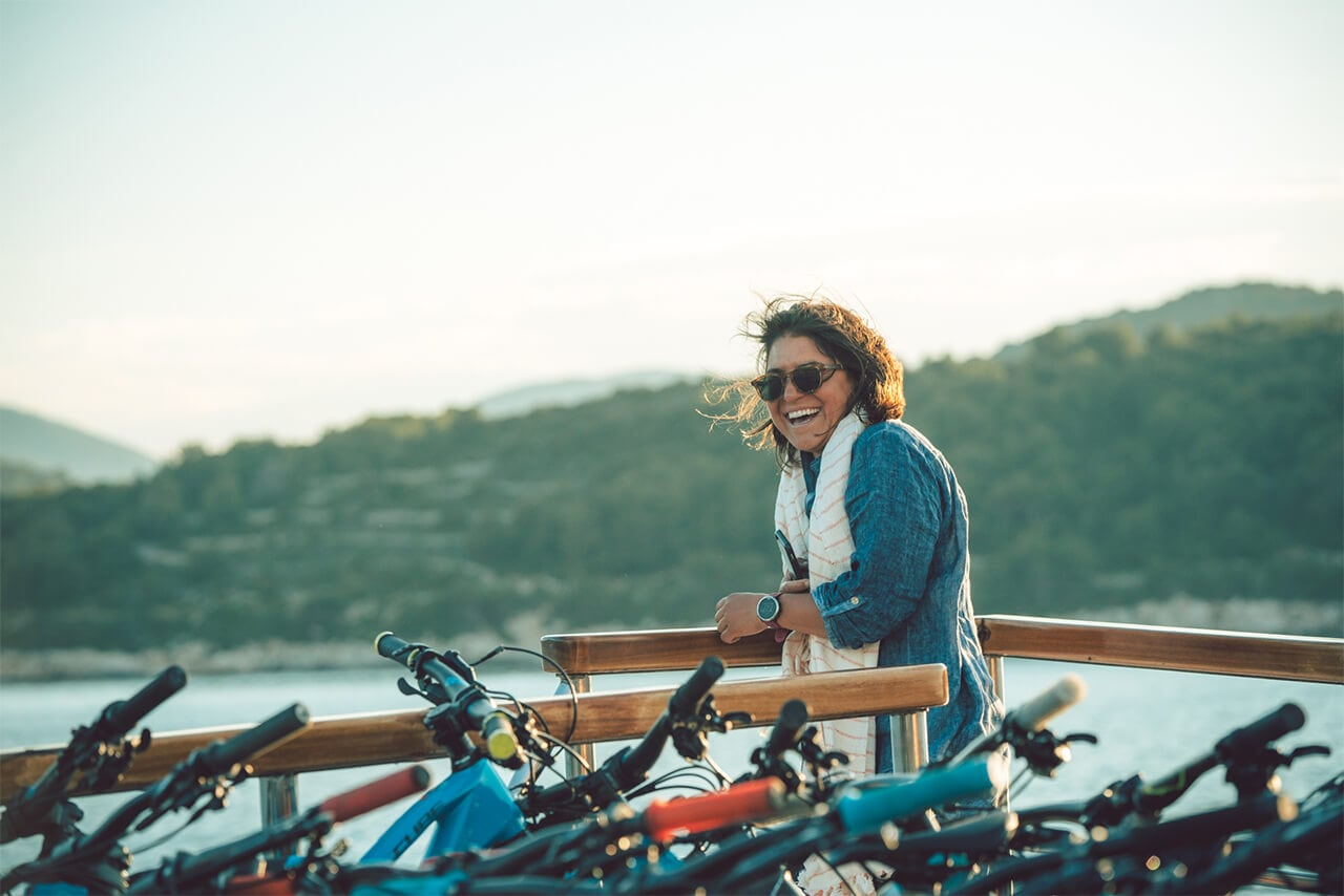 Biking and Boats: Croatia