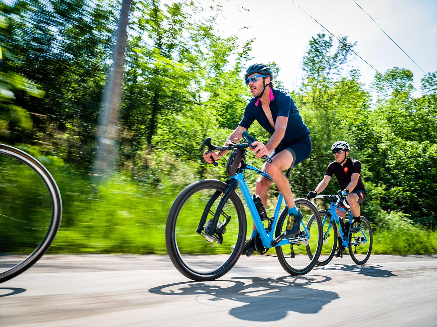Learn how to navigate group bike rides and find what ride is best for you