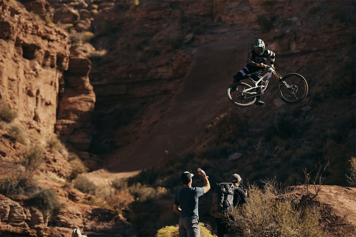 Cam Zink Red Bull Rampage 2019