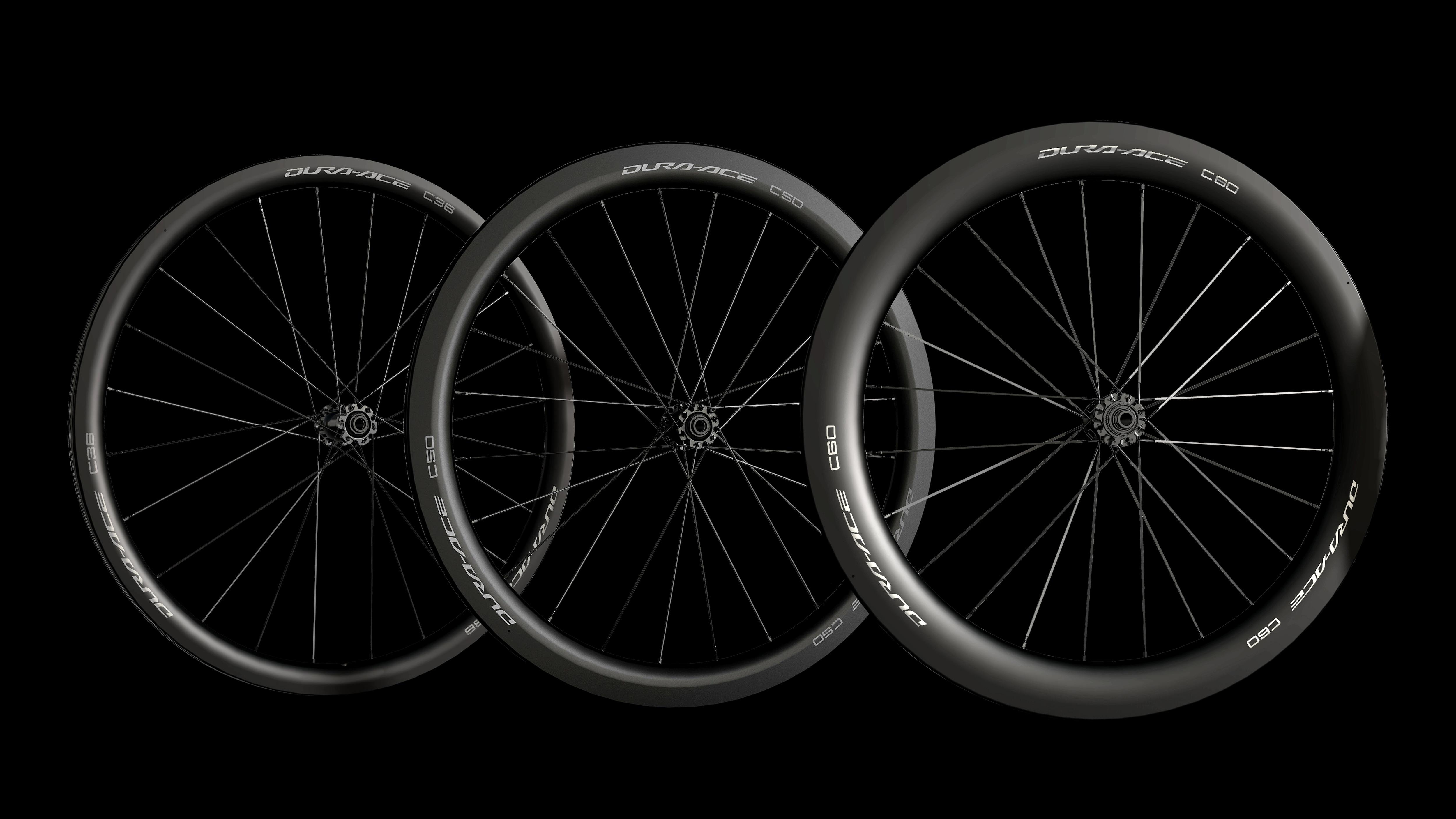 Shimao DURA-ACE Шосейні велосипеди з колісною парою
