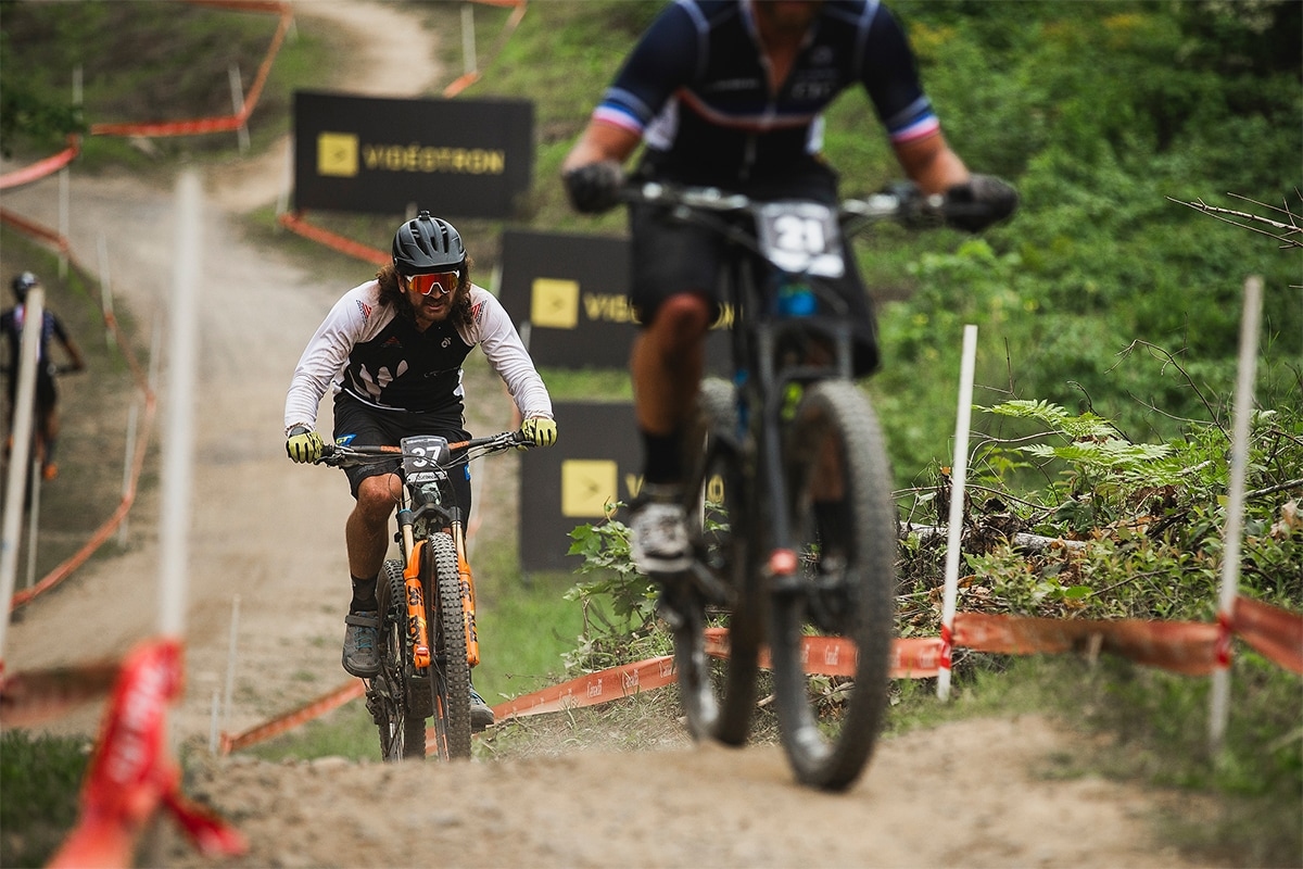 Wyn Masters EMTB World Champs