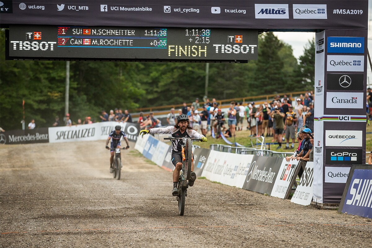 Wyn Masters Takes on E-Bike Racing
