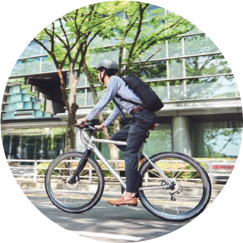 スローペース サイクリング 健康 運動 効果